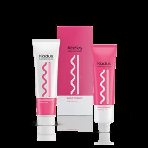 אריזת מחליק שיער קרם מחליק 90מל ומחליק שיער קרם מנטרל 90מל – קאדוס פרופשיונל – Kadus Professional