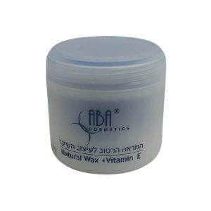 ווקס לשיער המראה הרטוב 250מל – אבא קוסמטיקס – ABA Cosmetics